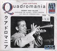 """Henry """"Red"""" Allen CD"""