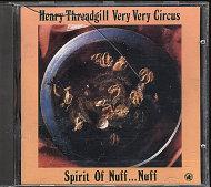 Henry Threadgill Very Very Circus CD