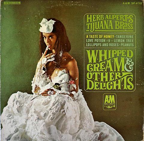 """Herb Albert's Tijuana Brass Vinyl 12"""" (Used)"""