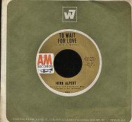"Herb Alpert & The Tijuana Brass Vinyl 7"" (Used)"