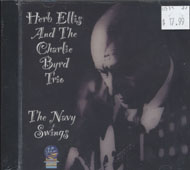 Herb Ellis & The Charlie Byrd Trio CD