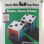 "Herb Ellis / Joe Pass Vinyl 12"" (New)"