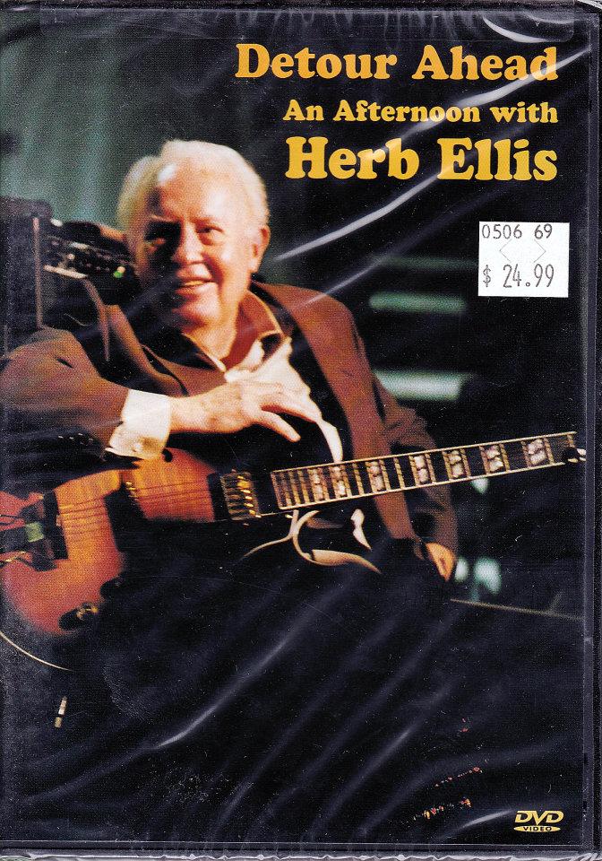 Herb Ellis DVD