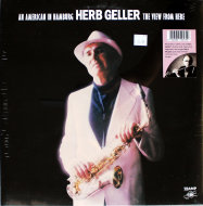 "Herb Geller Vinyl 12"" (New)"