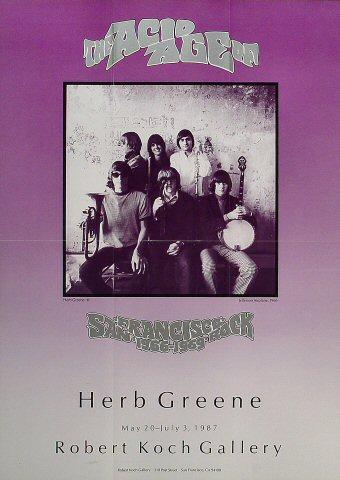 Herb Greene Poster