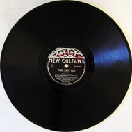 Herb Morand & His New Orleans Jazz Band 78