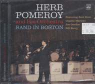 Herb Pomeroy And His Orchestra CD