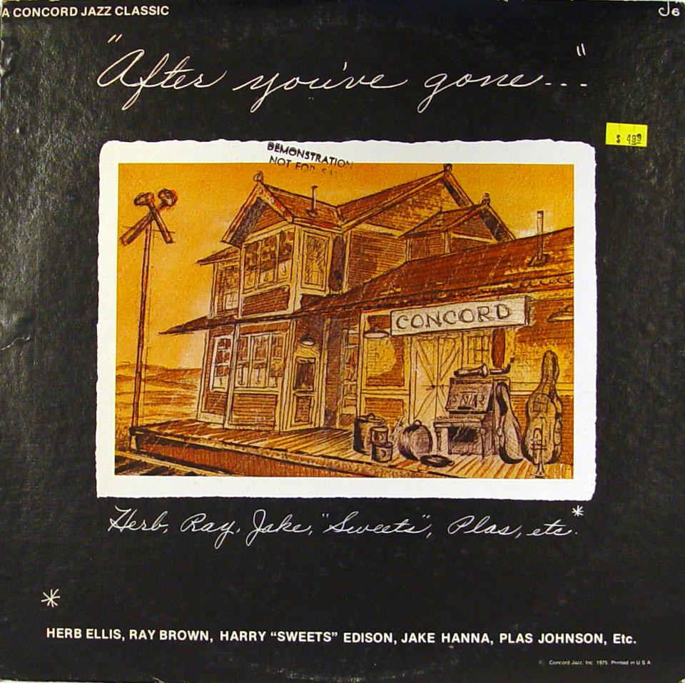 """Herb, Ray, Jake, """"Sweets, Plas, Etc. Vinyl 12"""" (Used)"""