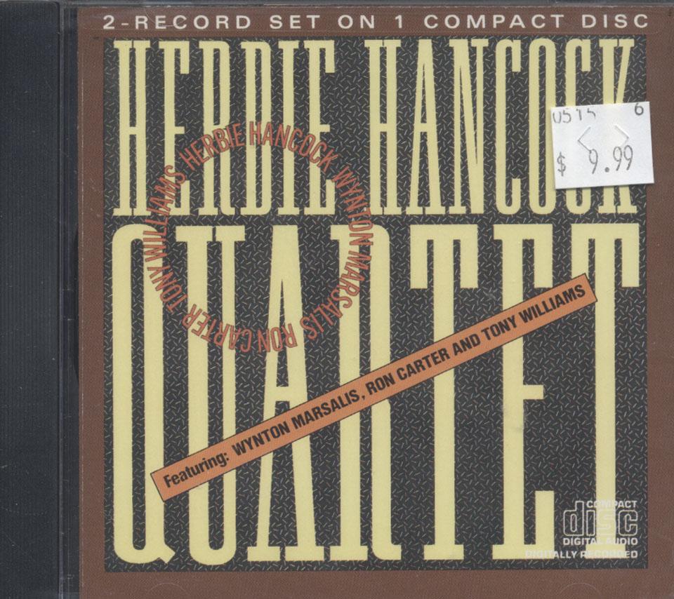 Herbie Hancock Quartet CD