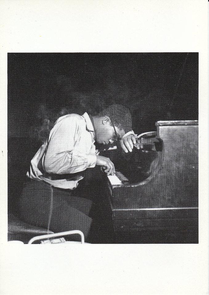 Herbie Hancock Postcard