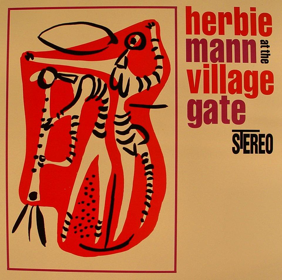"""Herbie Mann Vinyl 12"""" (Used)"""