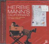 Herbie Mann's Californians CD
