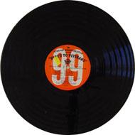"""Here's To Veterans"" Program No. 1282 Vinyl 12"" (Used)"