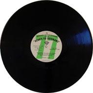 "Here's To Veterans Program No.999 / 1000 Vinyl 12"" (Used)"