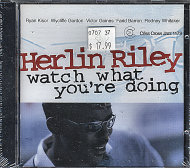 Herlin Riley CD