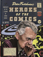 Heroes Of The Comics Book