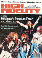 High Fidelity And Musical America Jul 1,1978 Magazine