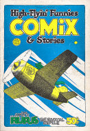 High-Flyin' Funnies Comix & Stories Comic Book