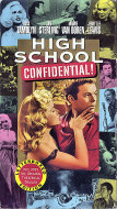High School Confidental VHS