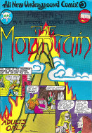 High School Funnies #3 / The Mountain #3 Comic Book