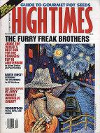 High Times #183 Magazine