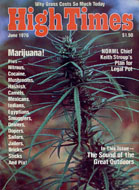 High Times Issue 10 Magazine