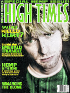 High Times Issue No. 248 Magazine