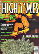 High Times Issue No. 251 Magazine