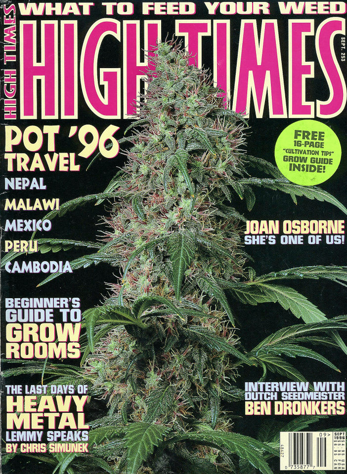 High Times Issue No. 253