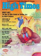 High Times Magazine November 1977 Magazine