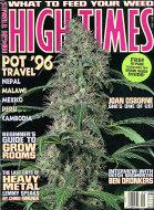 High Times Magazine September 1996 Magazine