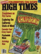 High Times No. 120 Magazine
