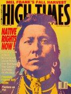 High Times No. 206 Magazine