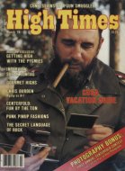 High Times No. 31 Magazine