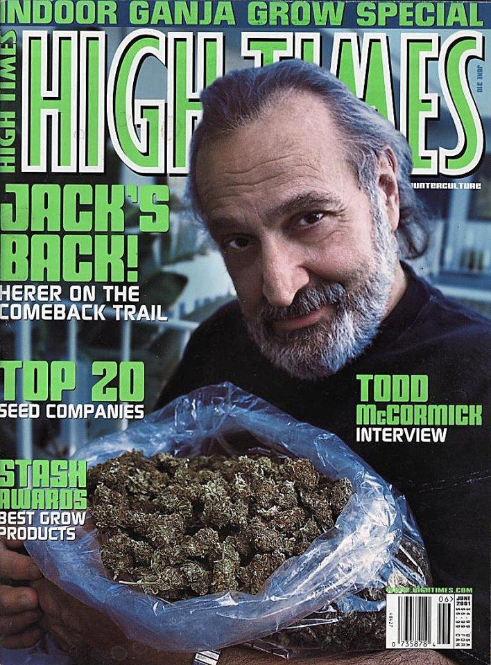 High Times No. 310