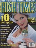 High Times No. 313 Magazine