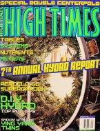 High Times No. 361 Magazine