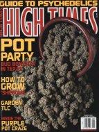 High Times No. 379 Magazine