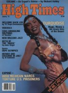 High Times No. 41 Magazine
