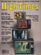 High Times No. 42 Magazine