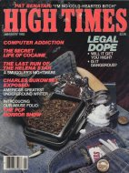 High Times No. 77 Magazine