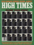 High Times No. 97 Magazine