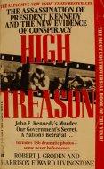 High Treason Book