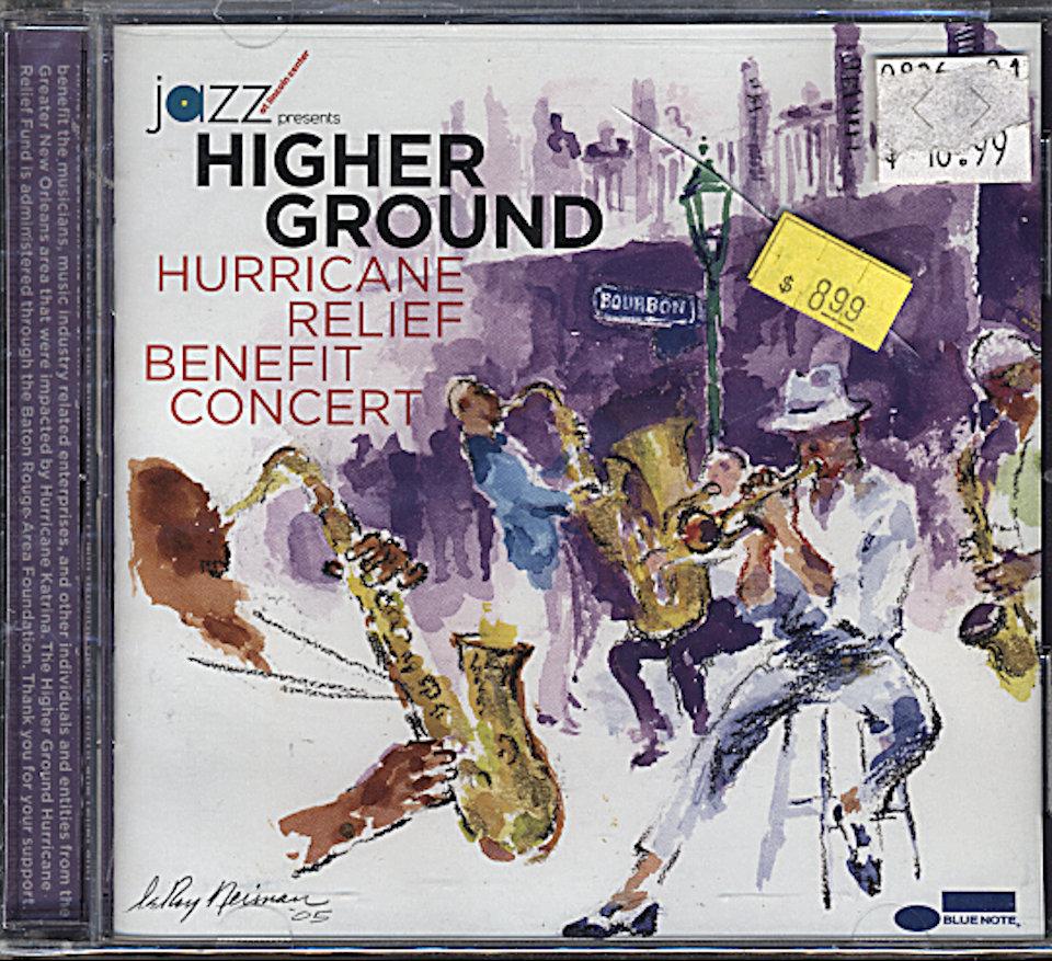 Higher Ground CD