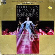 "Highlights From Leonard Bernstein's Mass Vinyl 12"" (Used)"