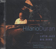 Hilario Duran and his Latin Jazz Big Band CD