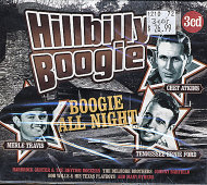 Hillbilly Boogie: Boogie Nights CD