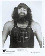 Hillbilly Jim Promo Print
