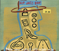 Hip Jazz-Bop! CD