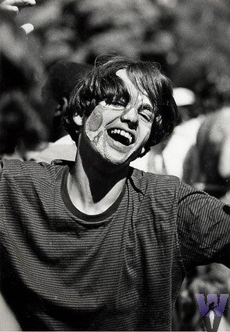 Hippie Vintage Print